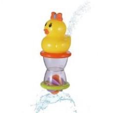 """Игрушка-погремушка для ванны """"Ути Утя. Водная мельница"""""""