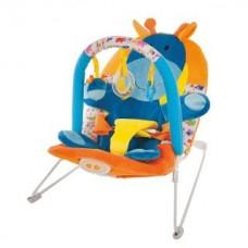 """Кресло-качалка """"Жирафик"""" с 3-мя развивающими игруш"""