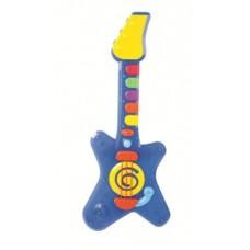 """Музыкальная игрушка """"Крутая гитара"""" со светом и звуками"""