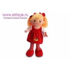 Кукла в красном платье -1цв.(48/4)