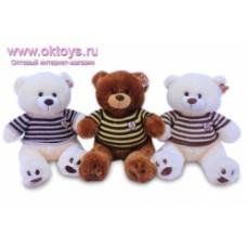 Медведь в свитере муз-3цв.(60/1)