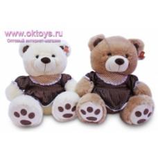 Медведица в платье  муз -2цв.(42/1)