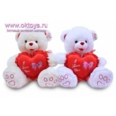 Медведь с сердцем муз -2цв.(30/1)