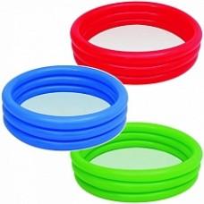 BW Детский круглый бассейн, 122х25 см, 140 л