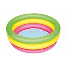 BW Детский круглый бассейн, 70х24 см, 41 л