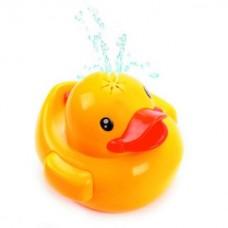 """Игрушка-фонтан для купания """"Утенок"""" со светом и звуками"""