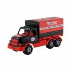 """MAMMOET"", грузовик с тентом"
