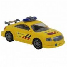 Автомобиль скорая помощь инерционный (NL) (в пакете)