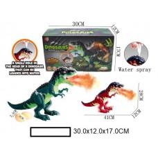 Динозавр на бат., свет, звук, в кор.